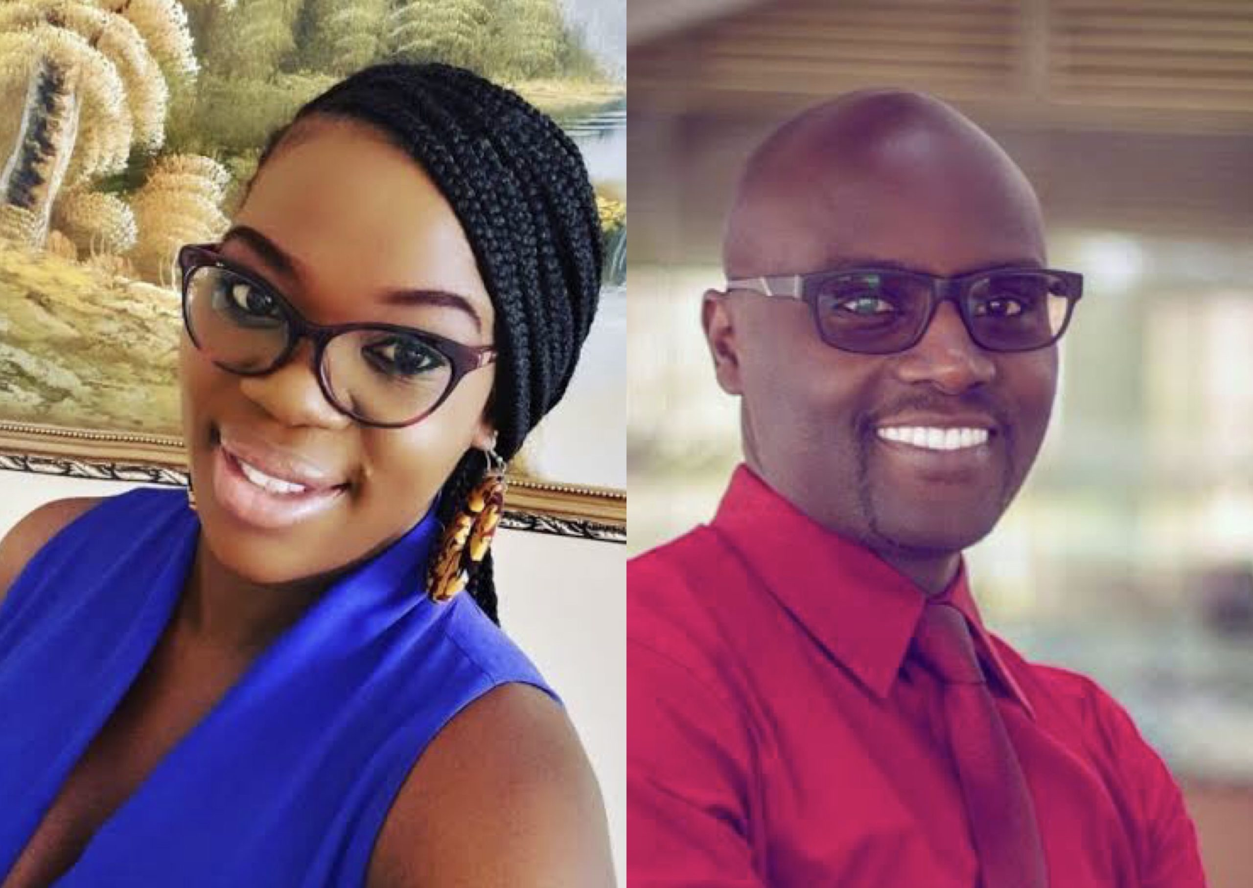 Atheists president Harrison Mumia urges Ruth Matete to quit Christianity and join the atheism movement