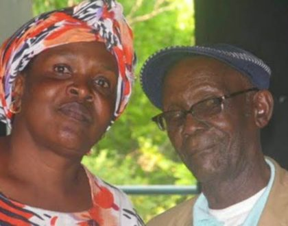 """Ati mimi ndio nakula pesa yake"" Mama Kayai narrates how playing Mzee Ojwang's wife on Vitumbi got her into trouble with the real wife! (Video)"