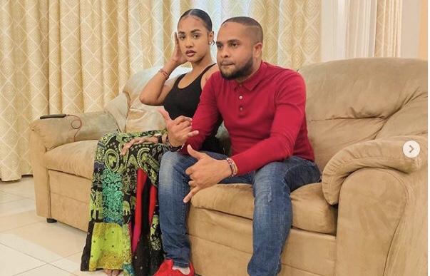 """""""Pambaneni na hali yenu!"""" Bongo fans ruthlessly tell off Tanasha Donna and her management"""