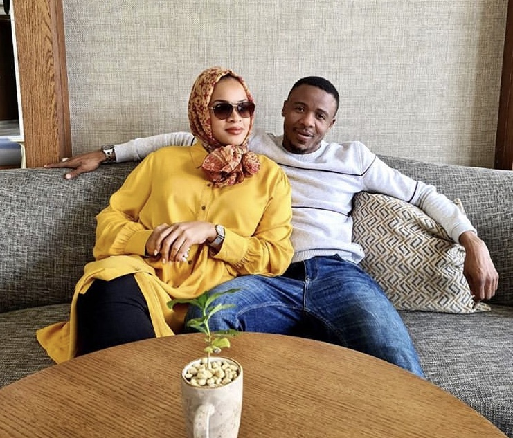Ali Kiba and alleged pregnant wife back together with full force after ugly break up (Video)