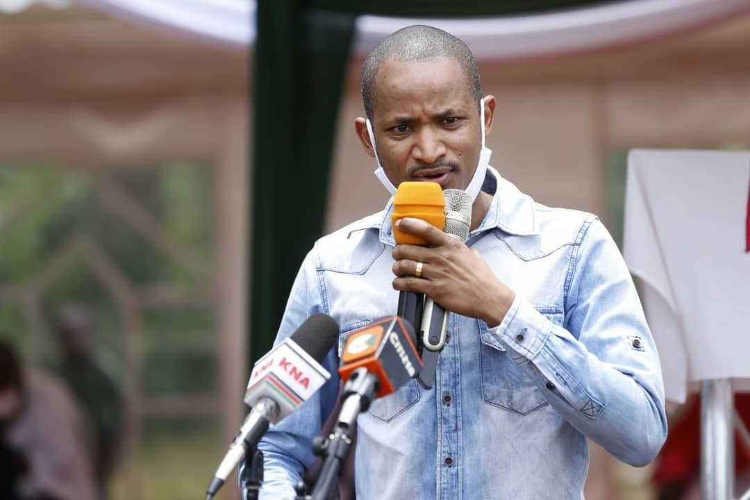 Babu Owino discussing fighting Otile Brown for MP seat proves Kenya is broken