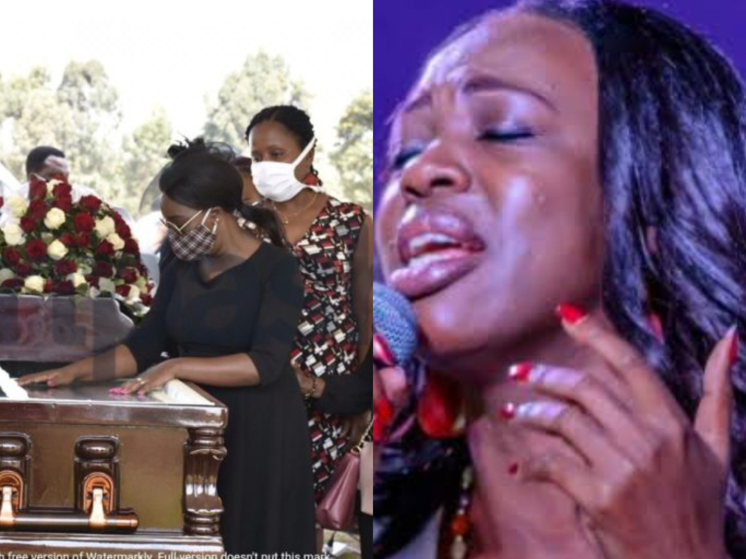 """""""Too much pain to handle,"""" heavily pregnant Ruth Matete opens up about life after losing dear husband"""