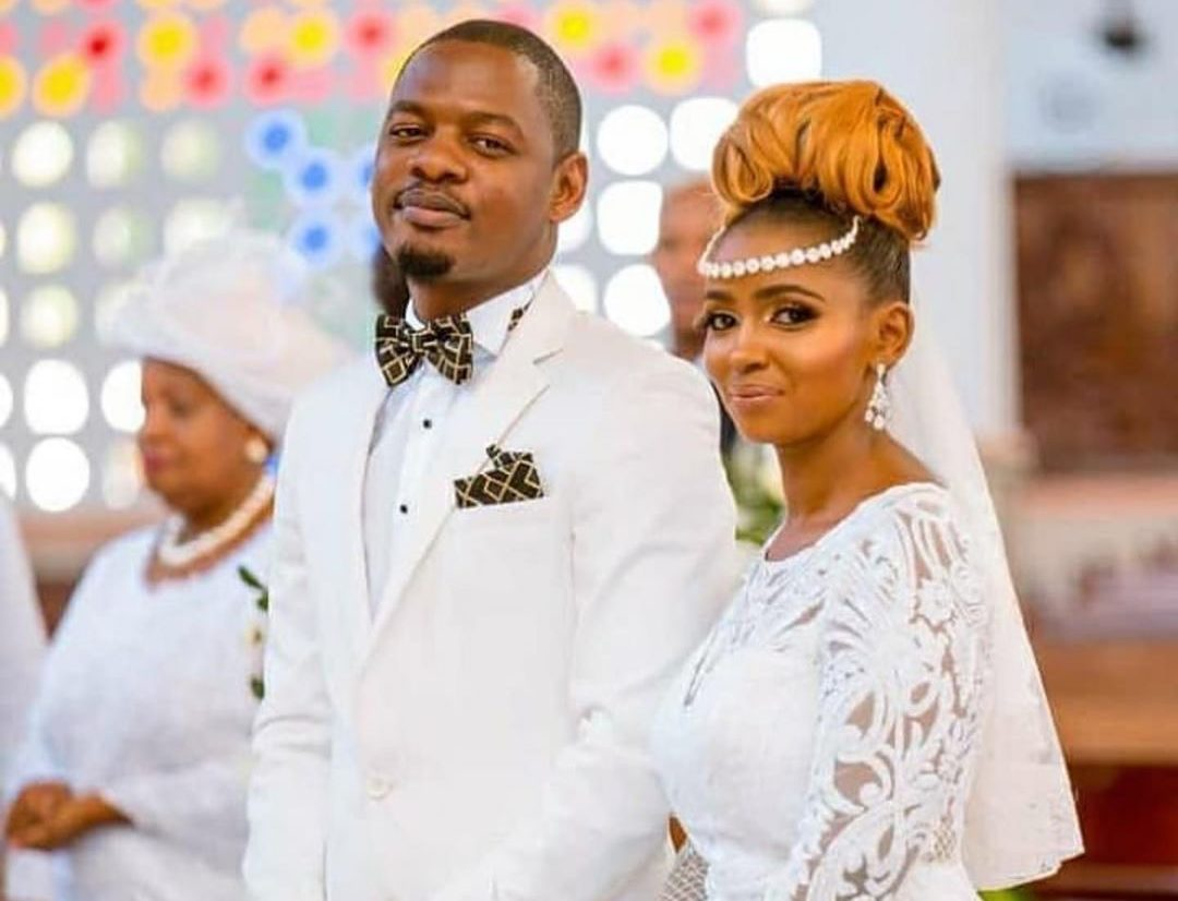 Lanes! Anerlisa Muigai shares intimate videos from her wedding dress fitting day