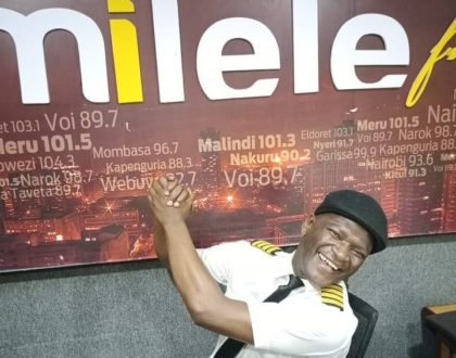Comedian captain Otoyo quits Radio Maisha for Milele FM