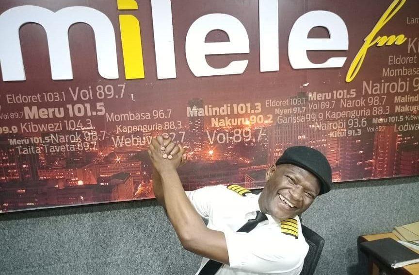 Comedian captain Otoyo quits Radio Maisha for Milele FM