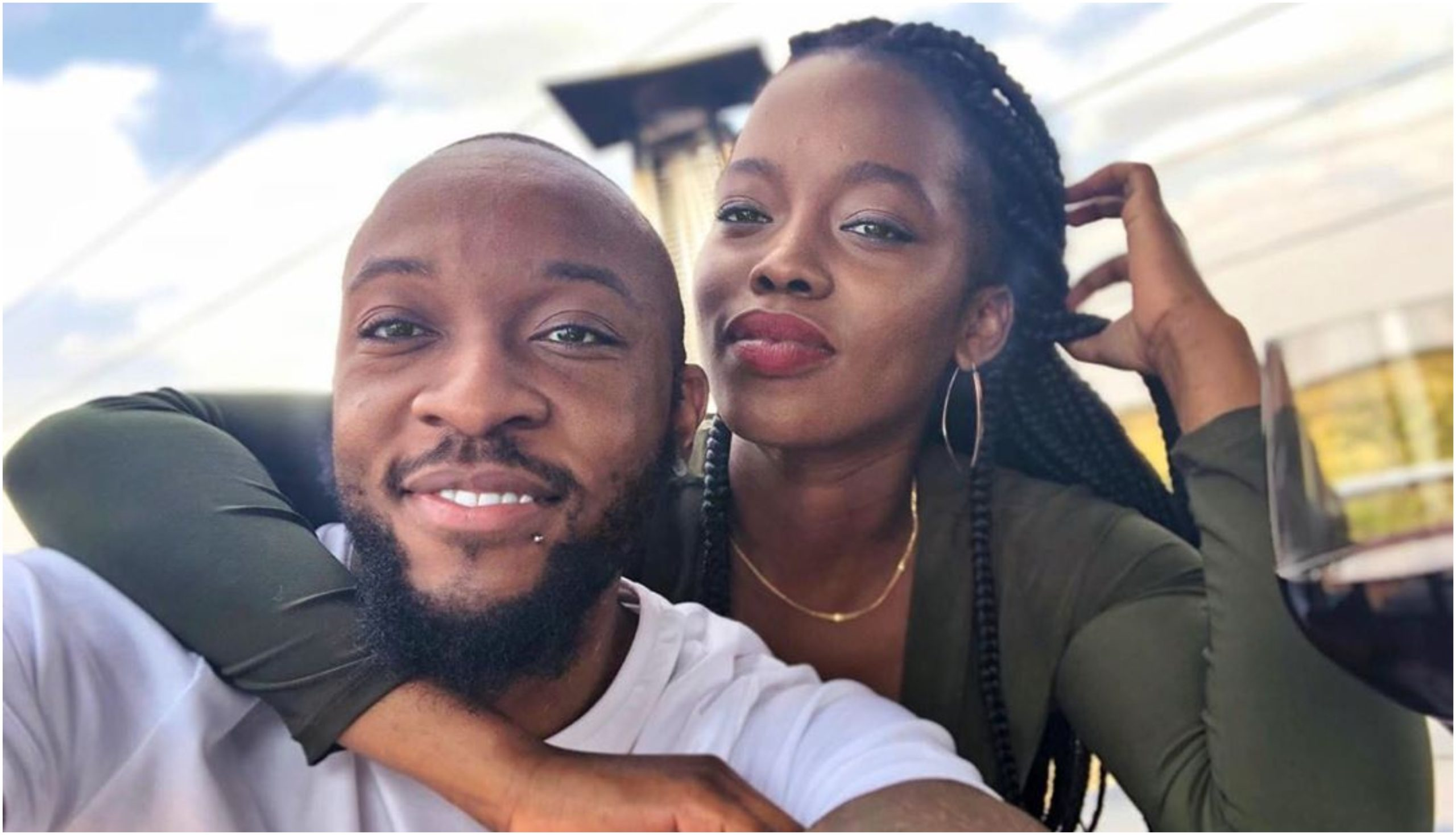 Corazon Kwamboka and Frankie Just Gym It continue to prove why they are perfect for each other (Video)