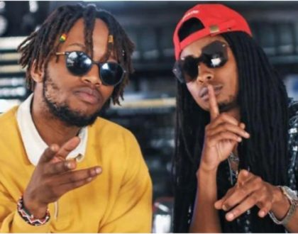 Alarm as Kahush and Chris Kaiga's month-old banger 'Mastingo' gets pulled down from YouTube