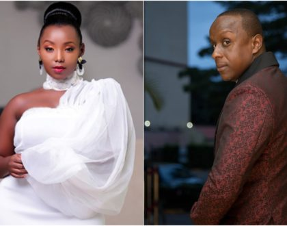 Phil Karanja responds after Kate actress exposed him for terrible genes