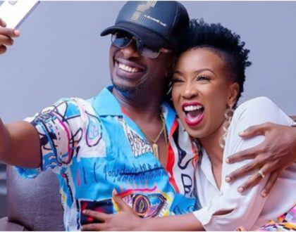 To many more! Nameless and Wahu Kagwi stylishly mark their 15th wedding anniversary (Photos)