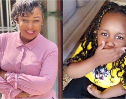 """I wanted to be a Catholic nun but Ivanna might become the one,"" Betty Kyallo reveals"