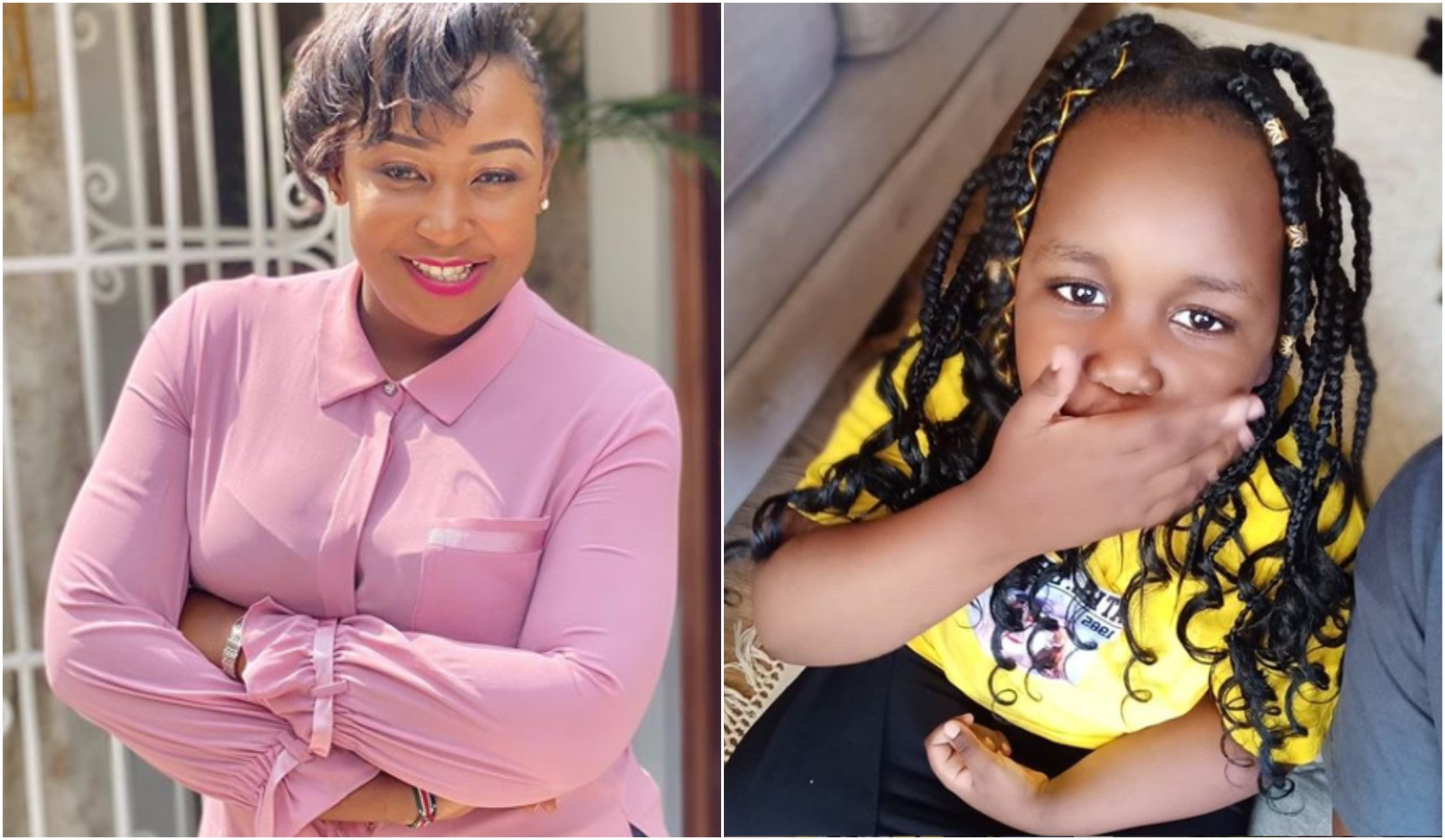 """""""I wanted to be a Catholic nun but Ivanna might become the one,"""" Betty Kyallo reveals"""