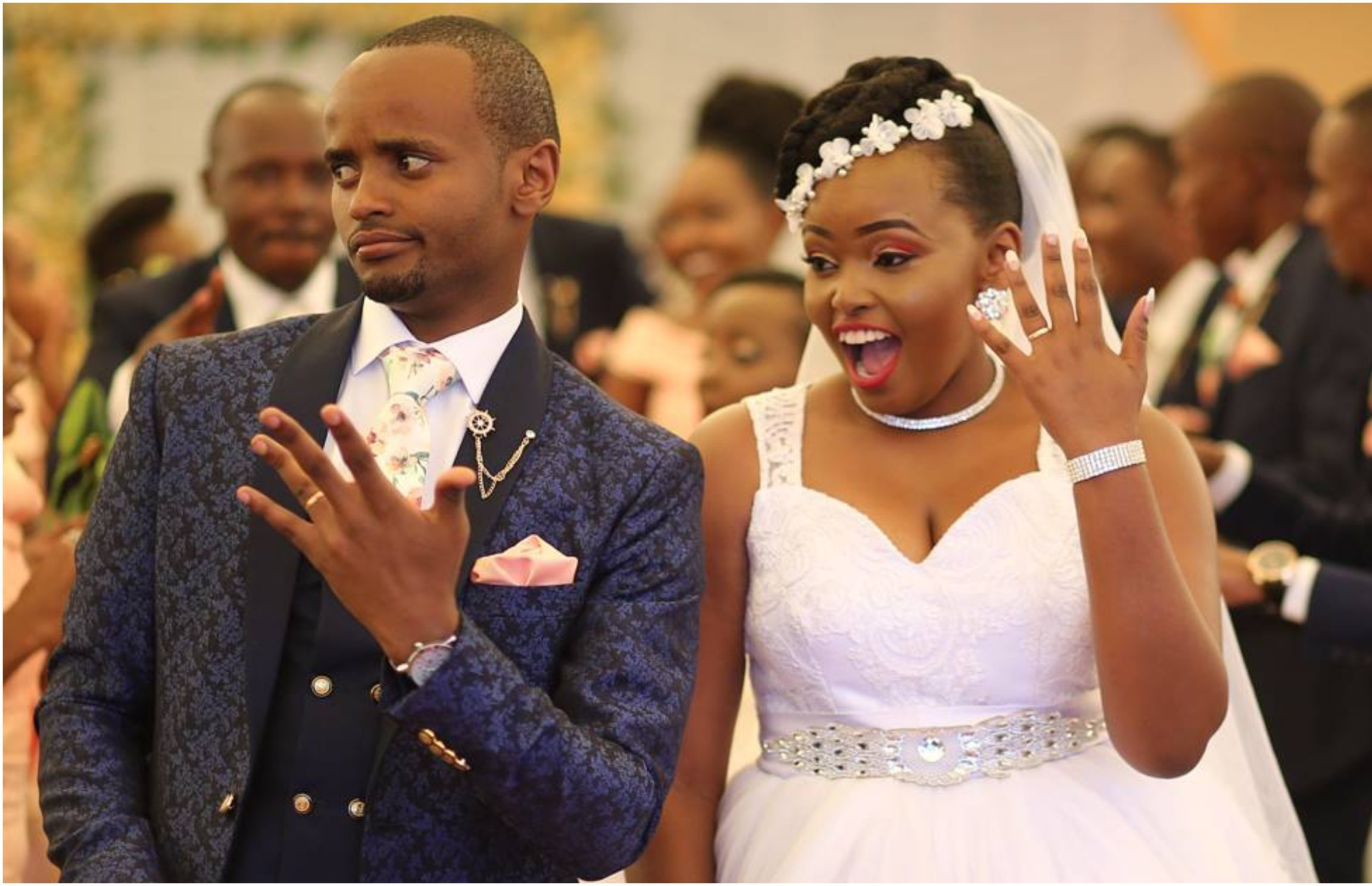 How Kabi and Milly WaJesus nearly broke up 2 months into marriage (Video)