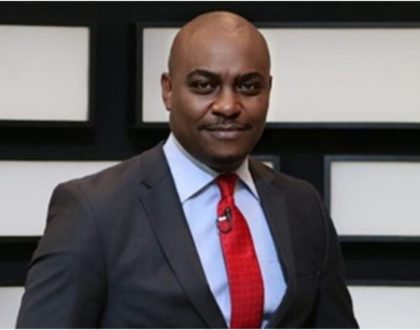 Eric Njoka launches own media company months after mass firing from K24