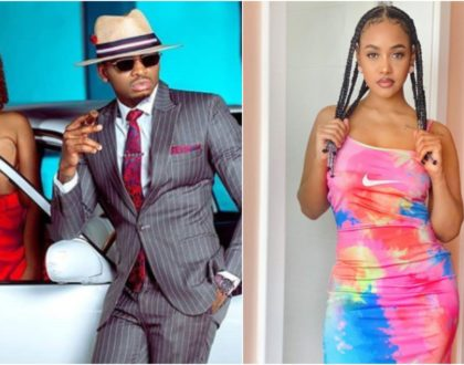 Tanasha Donna hits back at Diamond Platnumz and Zuchu for copy-pasting her lyrics in their new track 'Cheche' (Video)