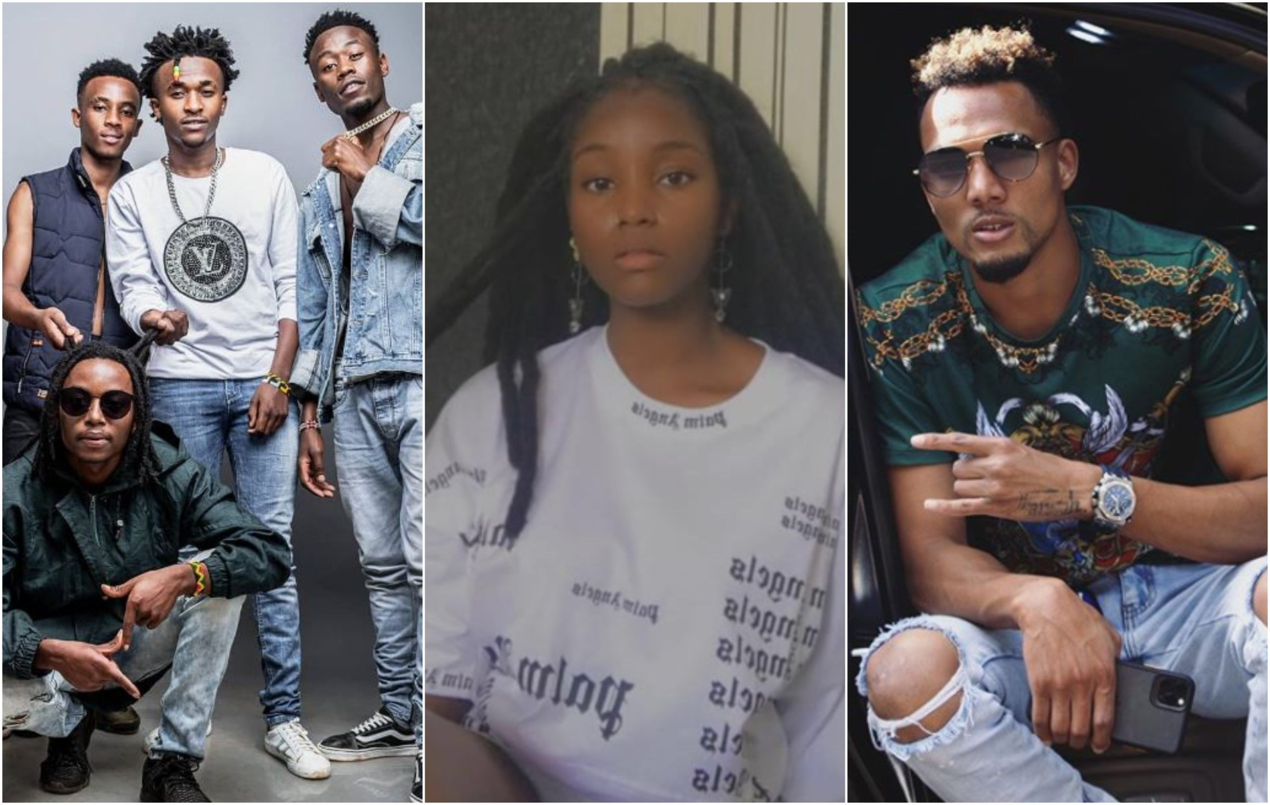 Teen socialite Shakilla faces Kenyans' wrath after siding with KRG the Don and insulting Sailors as streets rats