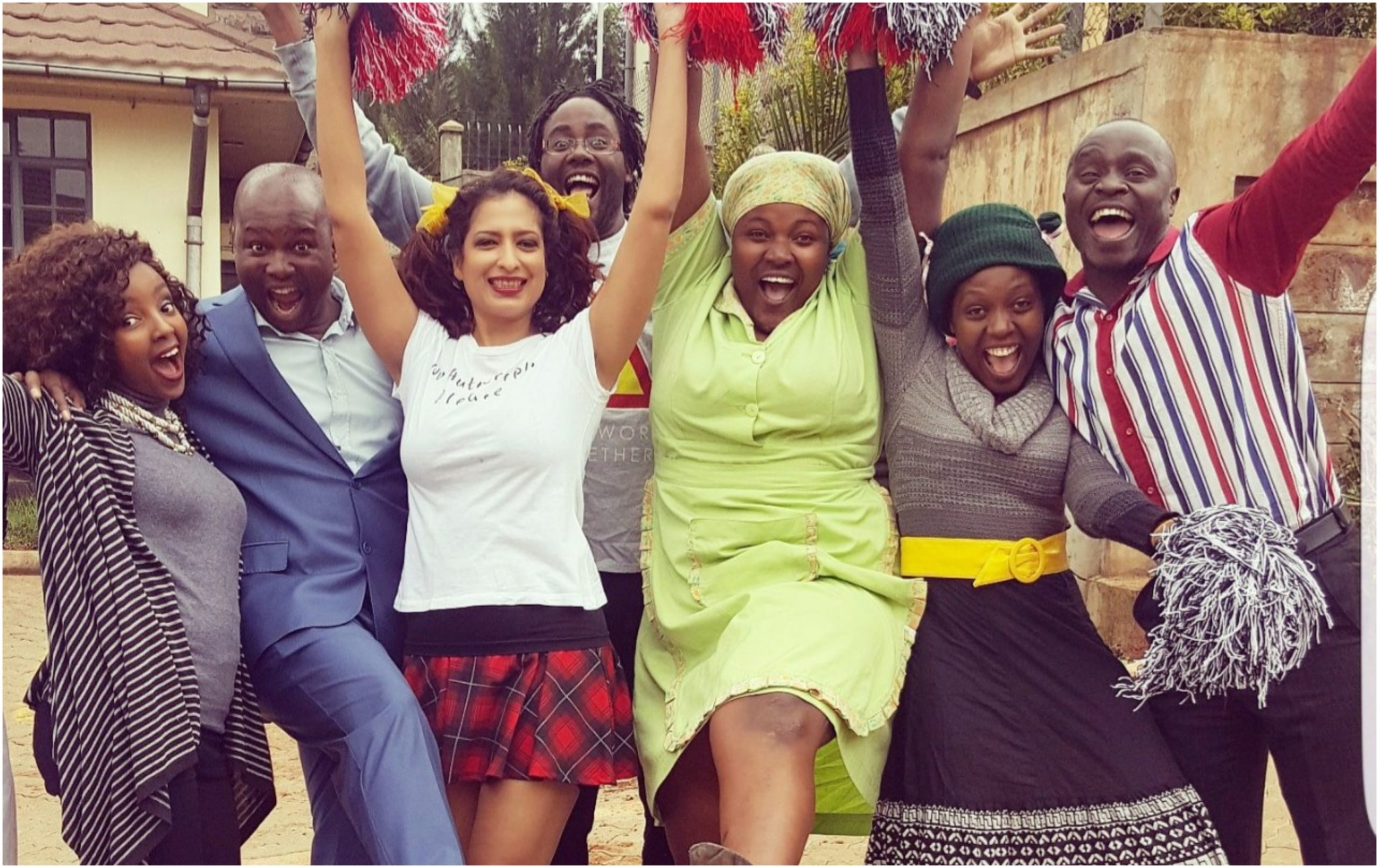 Popular NTV drama series Auntie Boss comes to an end after 8-year mark in the industry