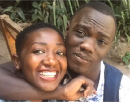 Eddie Butita's special love message to Mammito on her big day gets fans talking