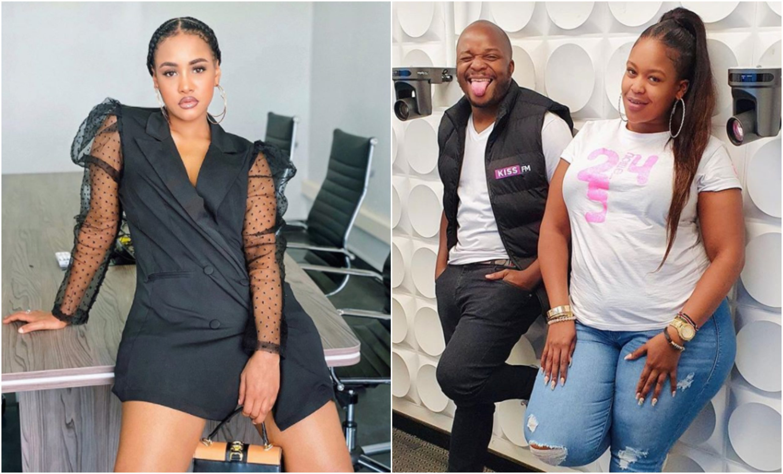 Kamene Goro's unfiltered reaction after catching Jalang'o drooling over Tanasha's recent controversial photo