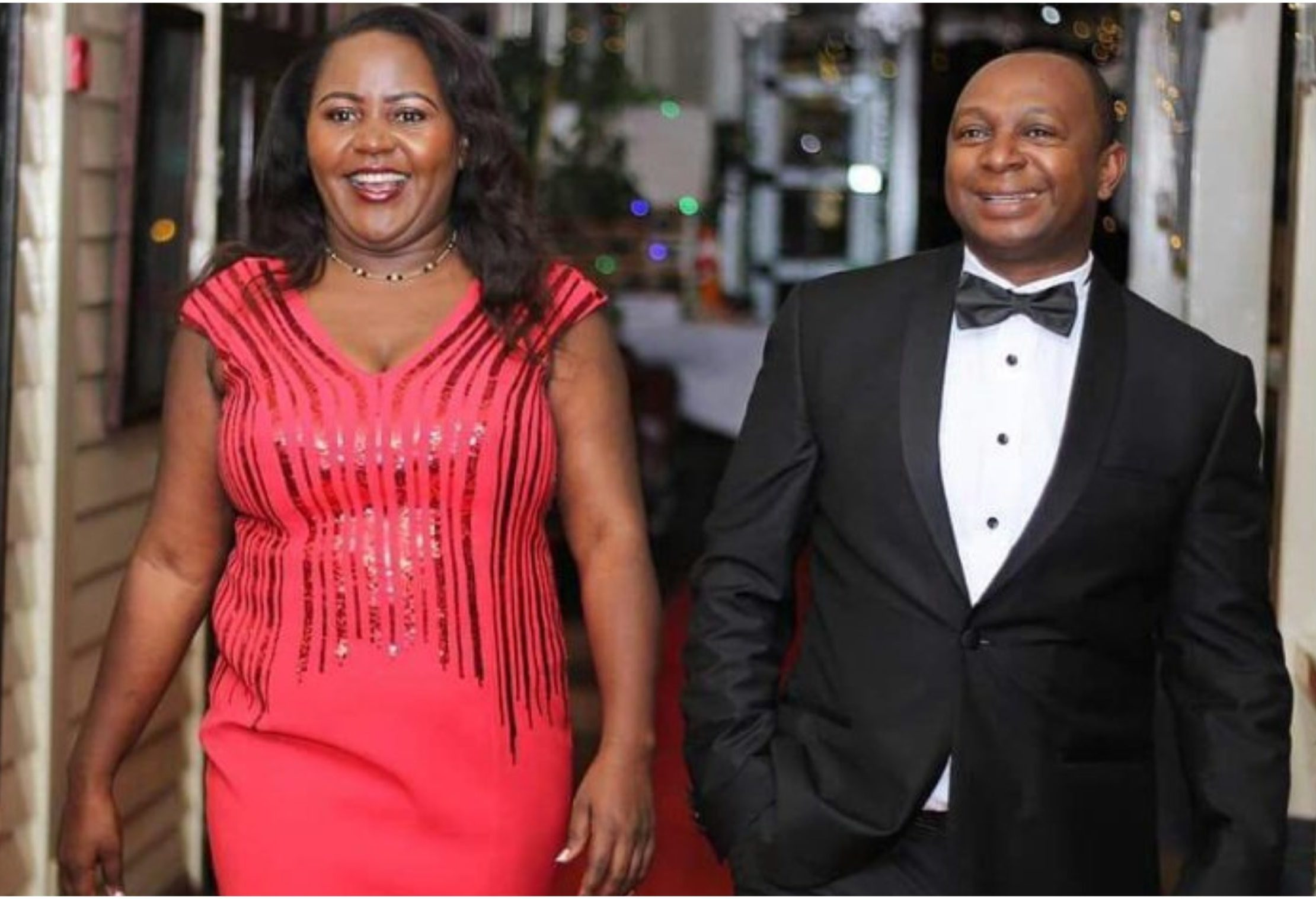 A look inside the spectacular retirement home Sarah Kabu gifted her husband on his birthday (Photos)