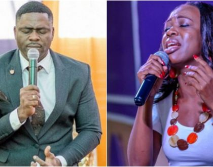 """""""It is hard, please pray for me,"""" Ruth Matete turns emotional celebrating late husband's birthday"""
