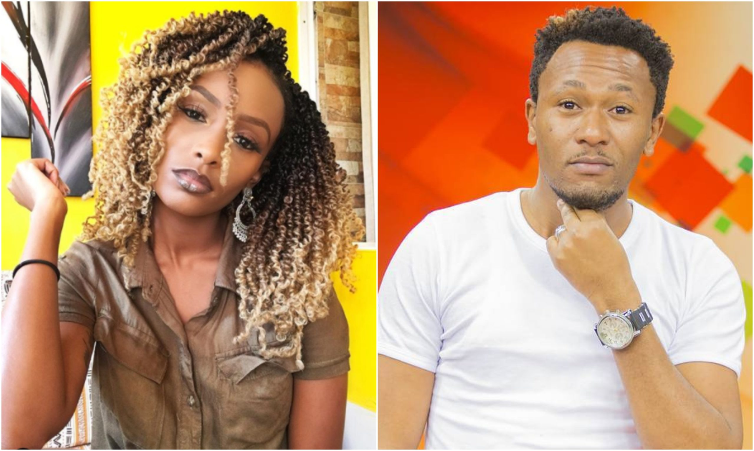 """""""I don't like lightskin men,"""" DJ Mo's alleged side chick claps back in angry rant (Video)"""