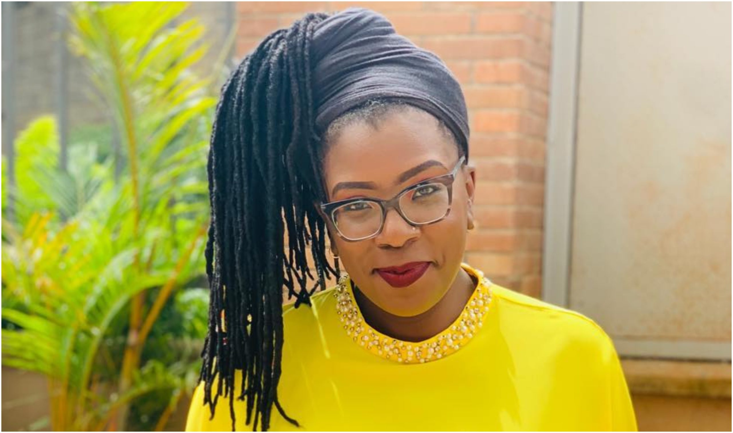 BBC's Ciru Muriuki turning heads in new hairdo days after ditching her long-kept dreadlocks (Photo)