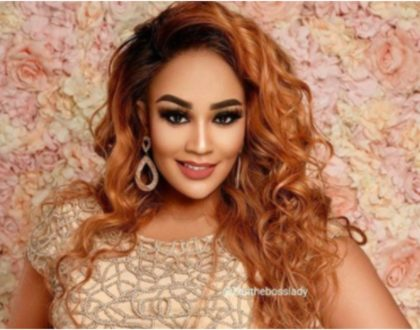 Zari Hassan's dad aging like fine wine (Photo)