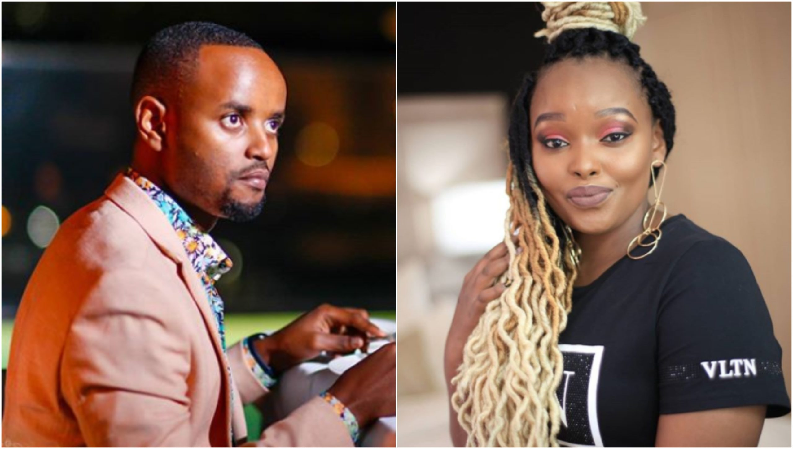 WaJesus couple involved in heated argument after Milly 'loses' KSh18k ring they bought in Dubai during recent Diani baecation(Video)