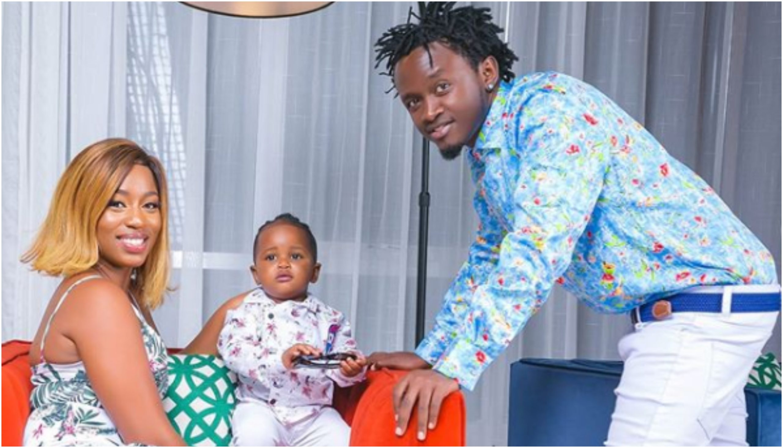 Majesty Bahati's new 'girly' hairstyle stirs heated debate (Photos)