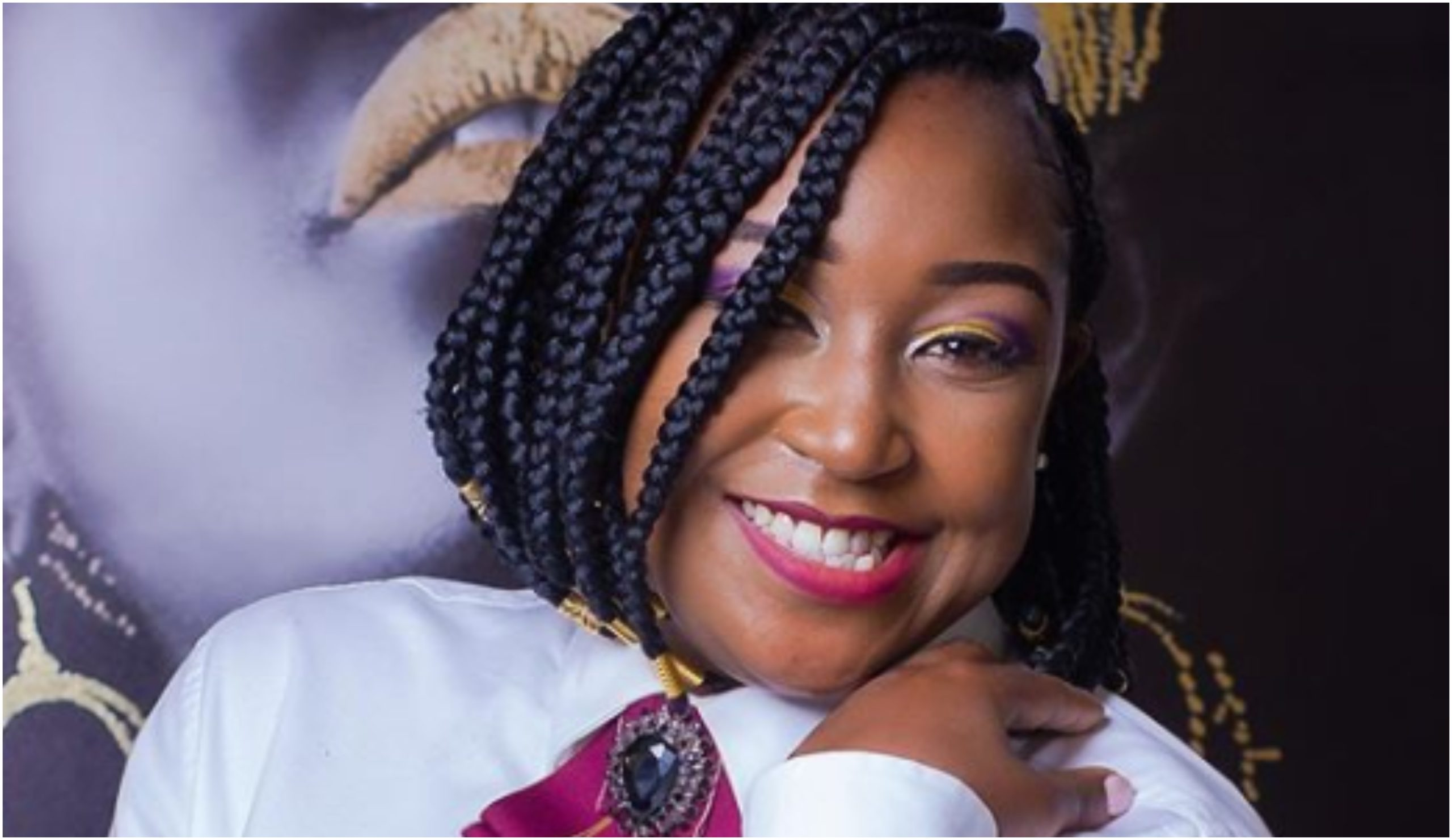 Check out Betty Kyallo's brutal comeback after being trolled for applying too much make up (Photo)