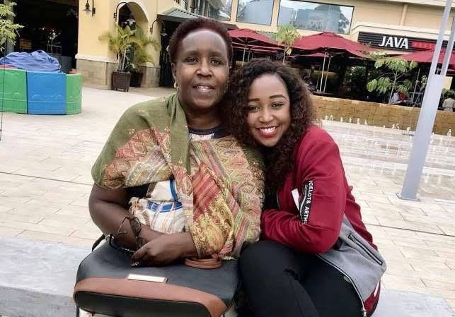 Betty Kyallo's mum reveals the 'one thing' she expects from her future son-in-law