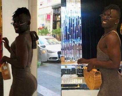 Tanasha Donna's former best friend recounts how ex boyfriend threw him out like a stray dog