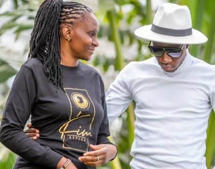 Guardian Angel and his 50-year-old girlfriend Esther launch new reality show (Video)