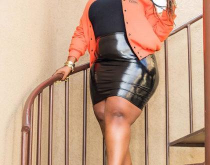 Kamene Goro and Avril prove plus size women should rock African attire