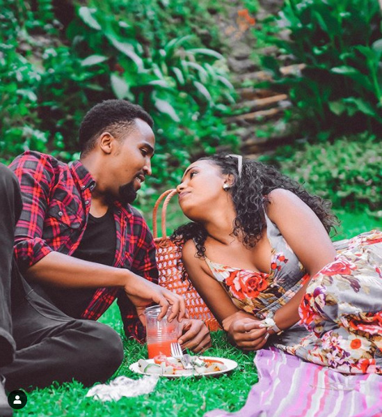 Confirmed! Actor Pascal Tokodi and Grace Ekirapa living as man and wife (Photos)