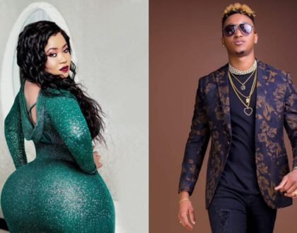 """It will end in premium tears"" Brown Mauzo warned after pouring out his heart to Vera Sidika on her 31st birthday"