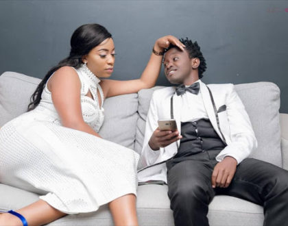 """You can do better!"" Diana Marua blasts Bahati after rejecting his gift on camera (Video)"