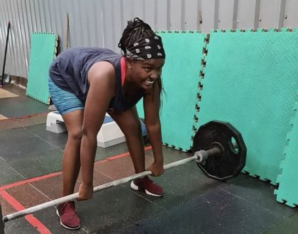 Mtawezana? Njugush's wife's weight loss journey finally paying off (Photos)