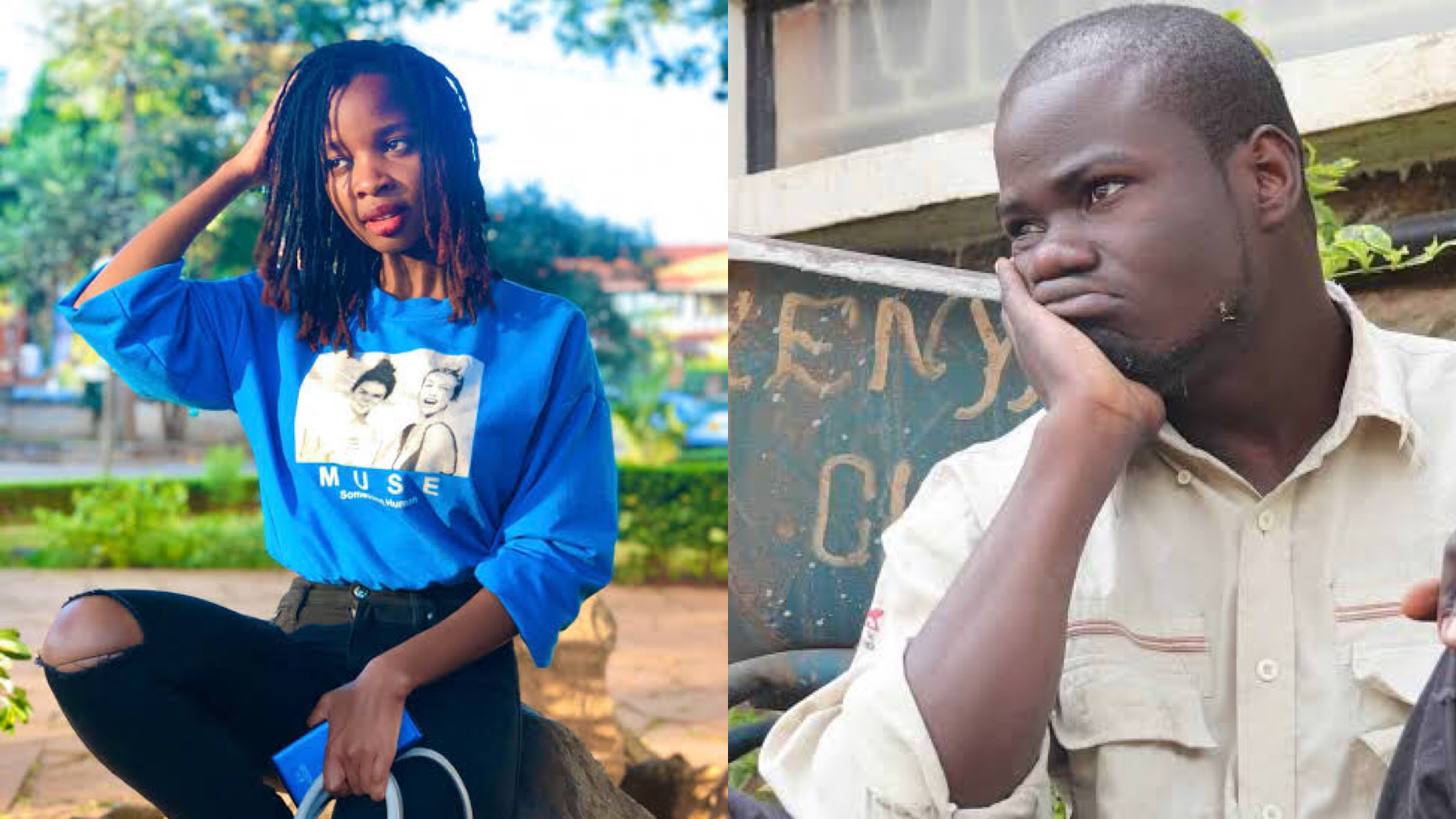 Hii ndio 2020! Funny man Mulamwah confirms breakup with girlfriend after 2 years of dating