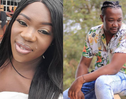 Ruth Matete's ex boyfriend addresses rumours claiming he squandered her TPF price money, Ksh 5 million