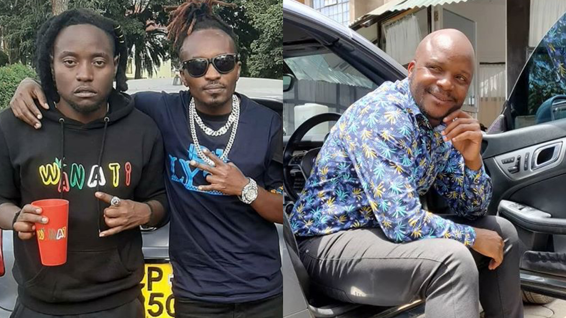 Jalang'o hits backs after 'Lewa' hitmaker publicly calls out Kiss FM for discriminating the Gengetone group