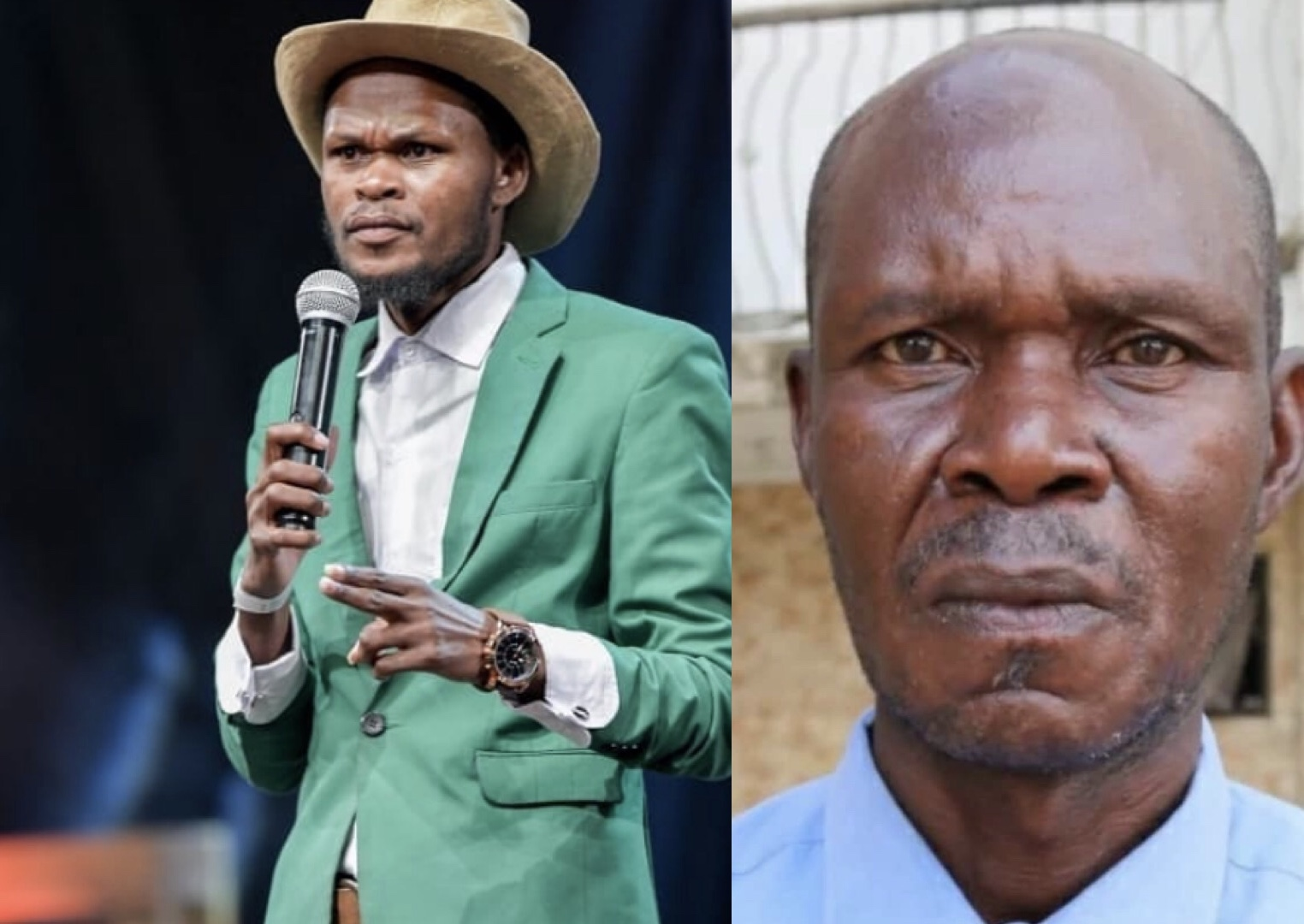 Othuol Othuol father speaks about his son's life - regrets not supporting his comedy career