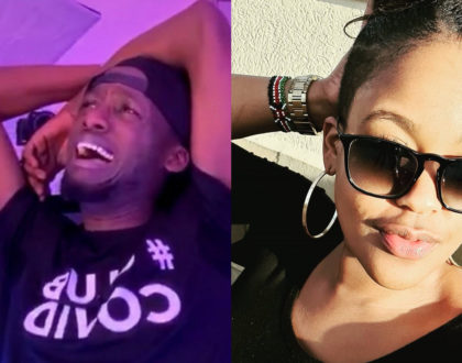 """Never wrestle with a pig"" Kamene Goro's cryptic post confirms beef with Xtian Dela"