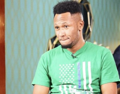 DJ Mo responds to allegations claiming Size 8 kicked him out of their posh home (video)