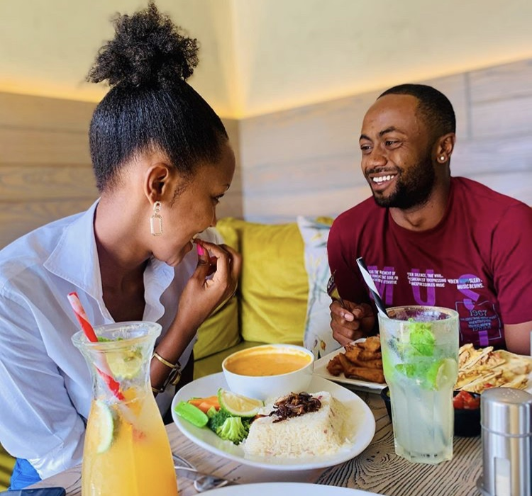 Mtangoja sana: Model dating Jowie Irungu reveals where their relationship is headed to
