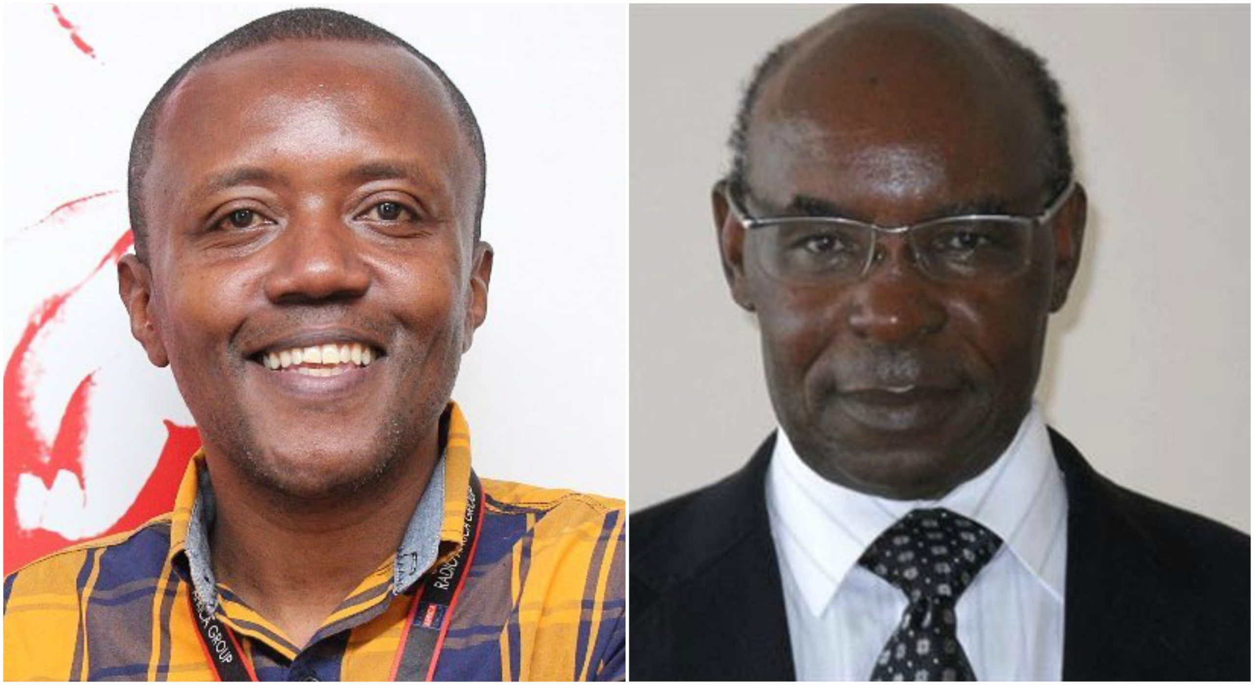 """""""He is my father!"""" Maina Kageni exposes unknown relationship with Citizen TV founder SK Macharia"""