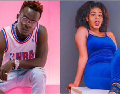 It just got ugly! Willy Paul and Shakilla go to battle in a nasty war of words