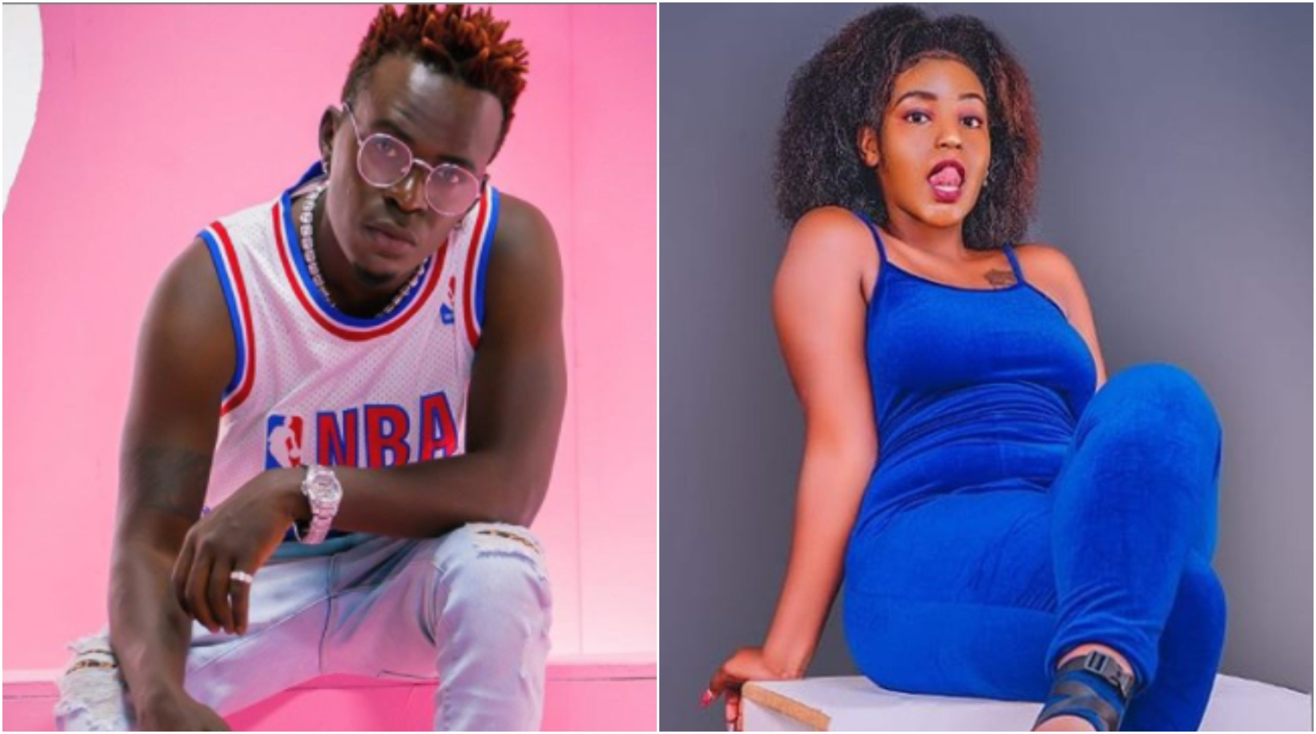 Shakilla responds after Willy Paul accuses her of breaking into his home