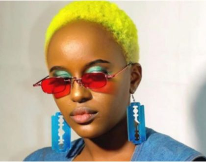 8 female Kenyan celebrities who have stylishly rocked short, bold hair