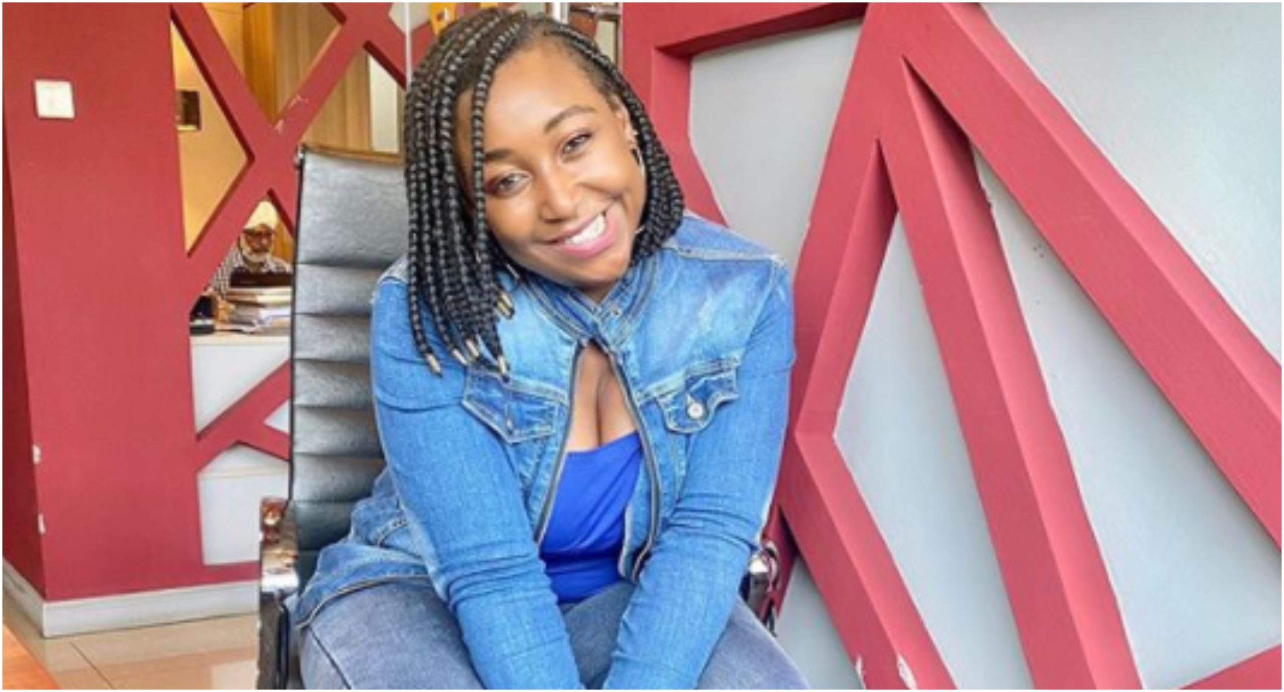 Betty Kyallo's new skimpy outfits causing a buzz online